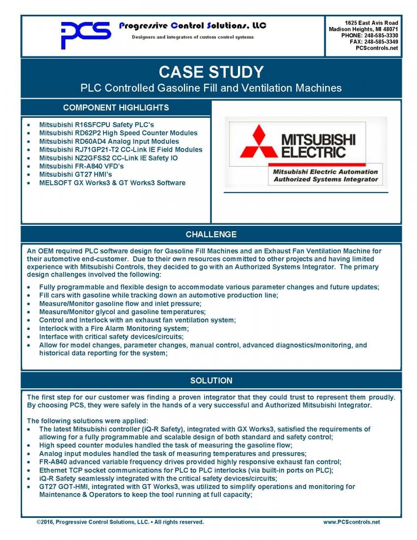 Successful Mitsubishi iQ-R Safety PLC Project - R16SFCPU & GX Works3